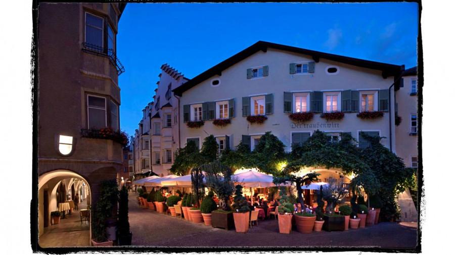 Der Traubenwirt in Brixen