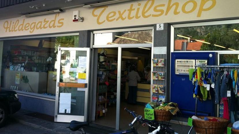 Hildegard´s Textilshop in Latsch