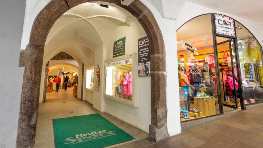 CMP Store Meran - by Hutter Sport in Meran / Merano