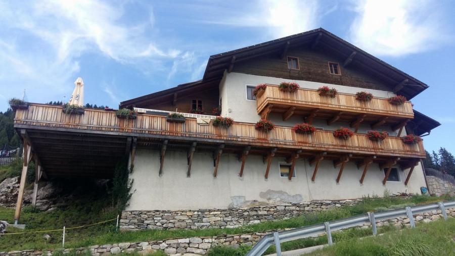 Gasthaus Kofler am Kofl in Pfalzen
