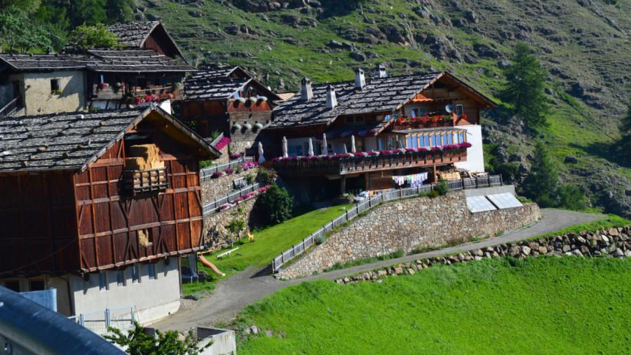 Hofschank Pirchhof in Naturns
