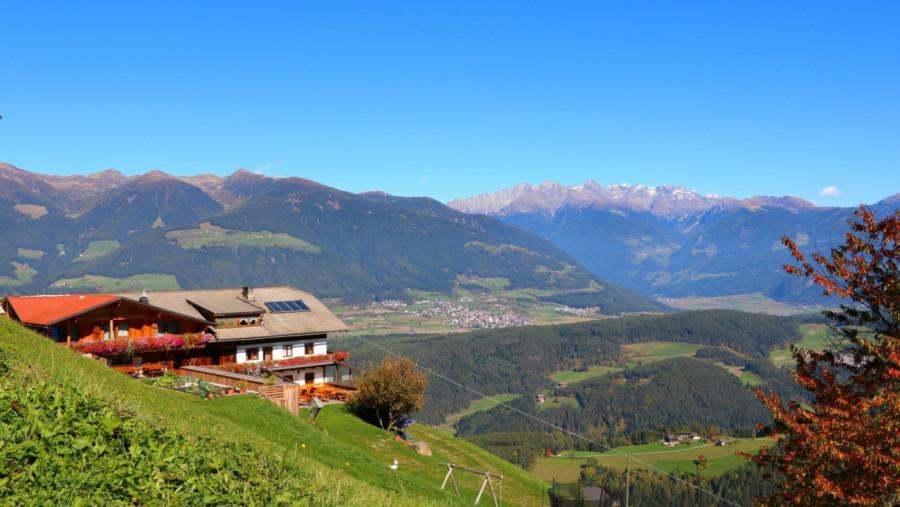 Berggasthof Häusler in St. Lorenzen