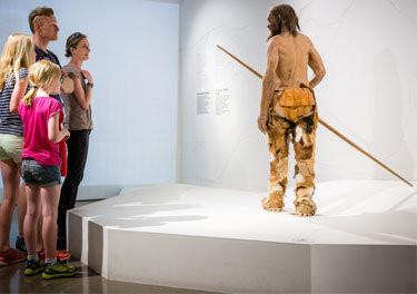 Südtiroler Archäologiemuseum/Museo Archeologico dell