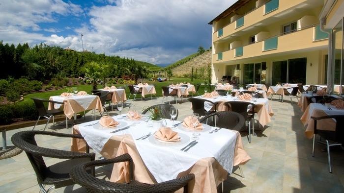 Restaurant Weingarten in Kaltern