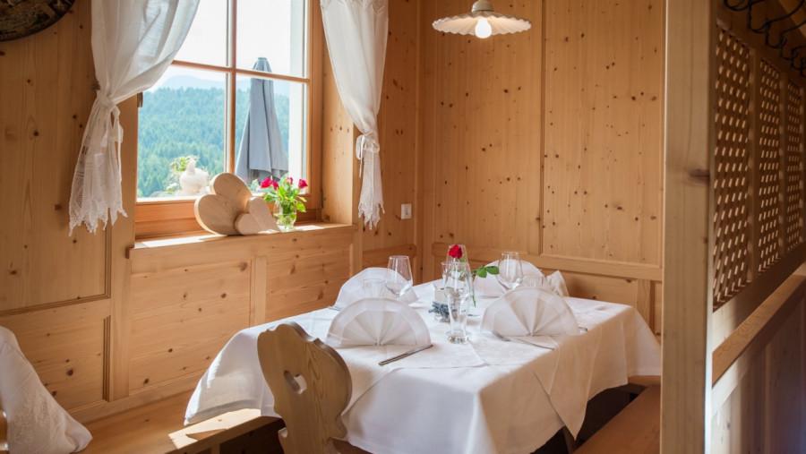 Berggasthaus Natz in Tisens / Tesimo