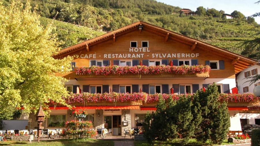 Hotel Restaurant Sylvanerhof in Klausen