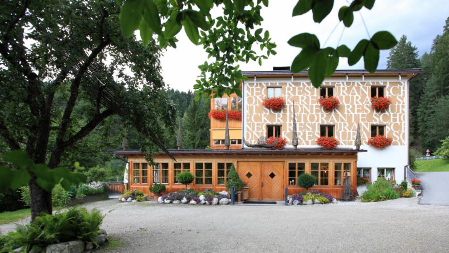 Restaurant Schöneck in Pfalzen