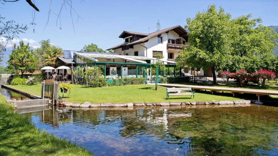 Restaurant Krebsbach in Lana