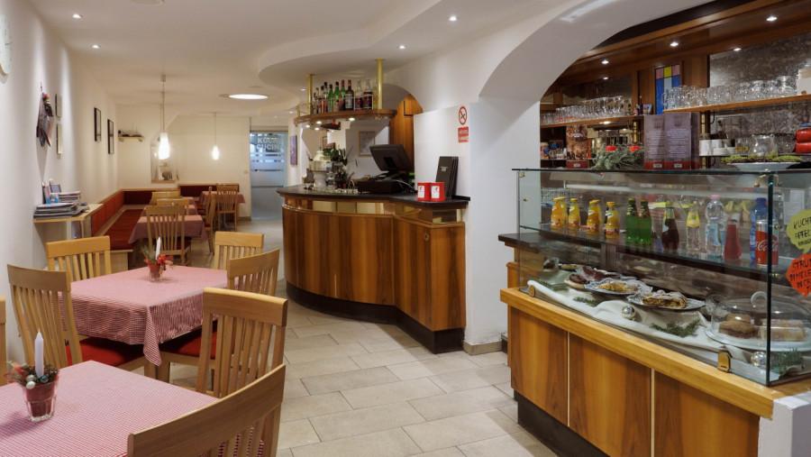 Café Restaurant Kapuziner in Meran