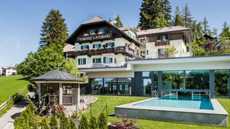Hotel Restaurant Latemar in Oberbozen