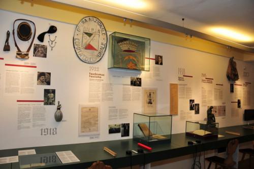 HTM Tramin: Abteilung Archäologie und Geschichte