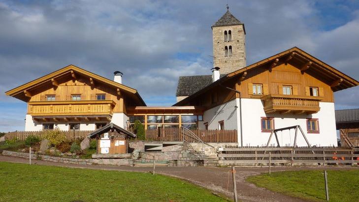 Gasthaus Langfenn am Salten in Mölten - Meltina