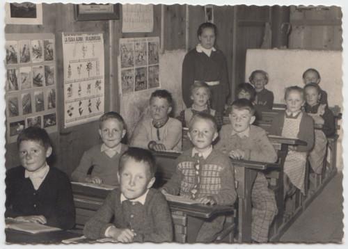 Grundschule Stern 1954-55