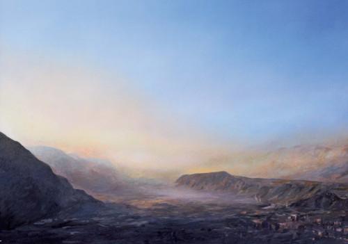 Gotthard Bonell: Landschaft