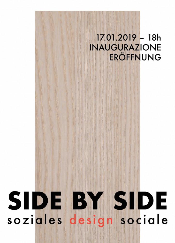 Side By Side Soziales Design Sociale Bozen Alle Termine