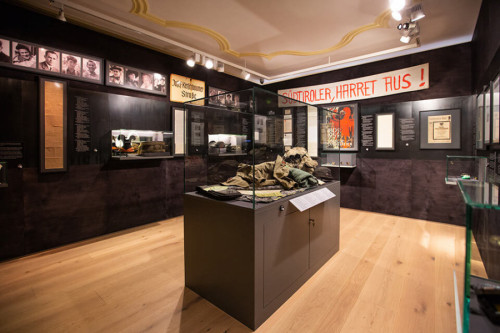 La mostra BAS - Sacrifici in nome della libertà