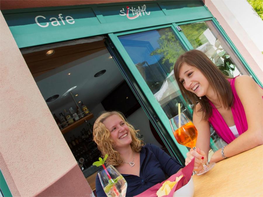 Café Bar S'I-Tipftl in Naturns / Naturno