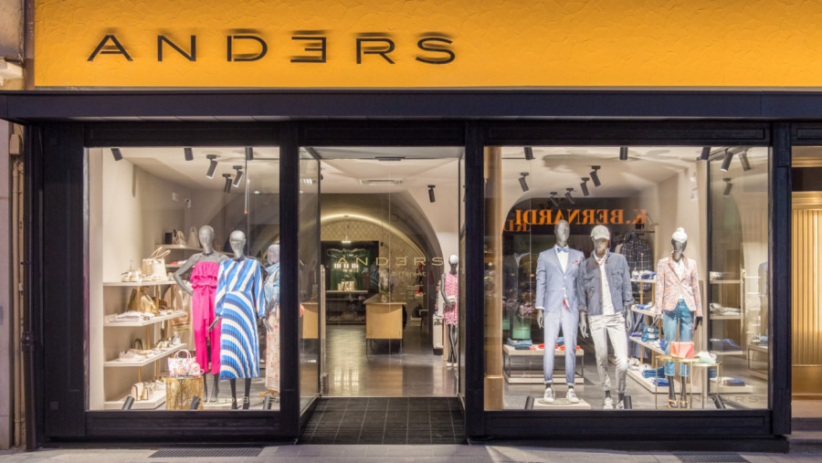 Boutique ANDERS in Bruneck / Brunico