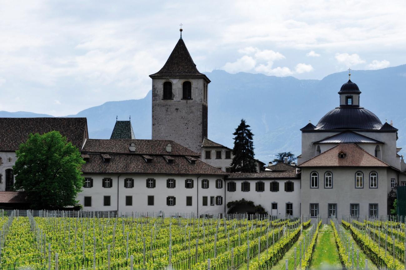 ᐅ Das Benediktinerkloster Muri-Gries und die Alte Grieser ...