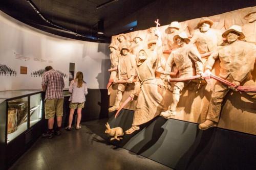 MuseumPasseier/Andreas Hofer: Inszenierte Räume mit vielen Überraschungen im MuseumPasseier