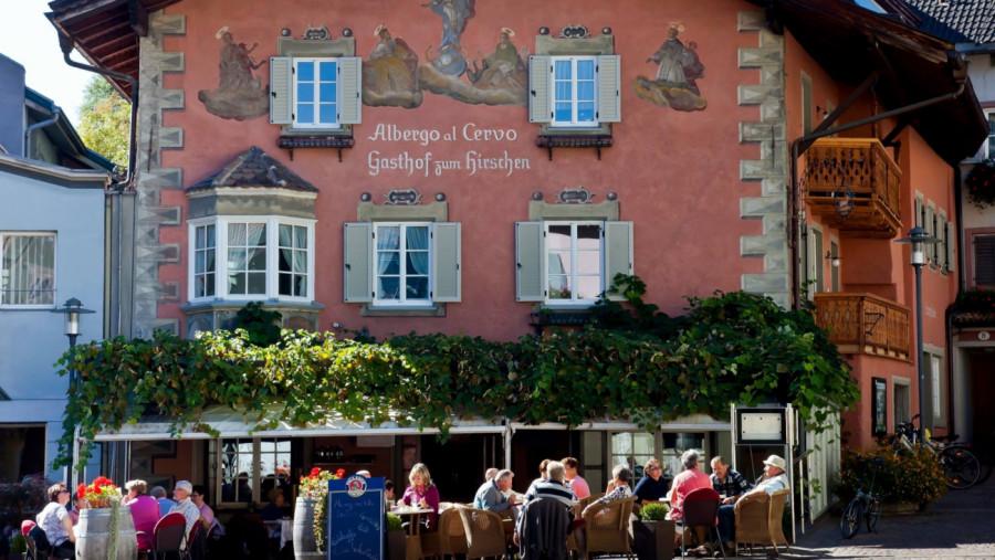 Restaurant Pizzeria Zum Hirschen in Klausen