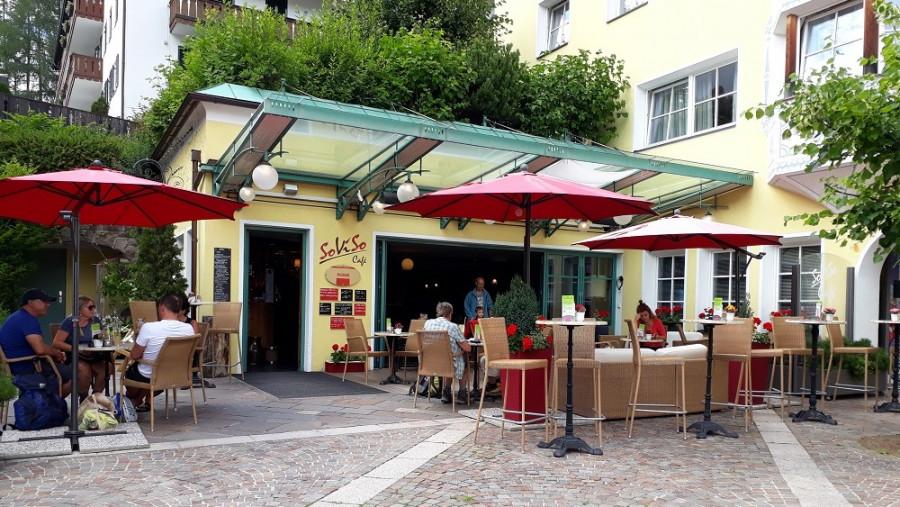 Live Music Café SoViSo in St. Ulrich in Gröden