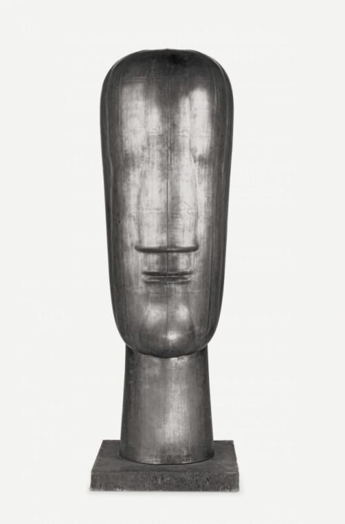 c Atelier Avramidis/Julia Frank-Avramidis: Testa Grande, 1970,bronzo