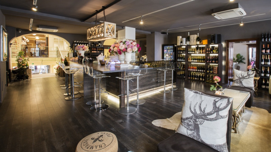 Bar Thaler in Bozen