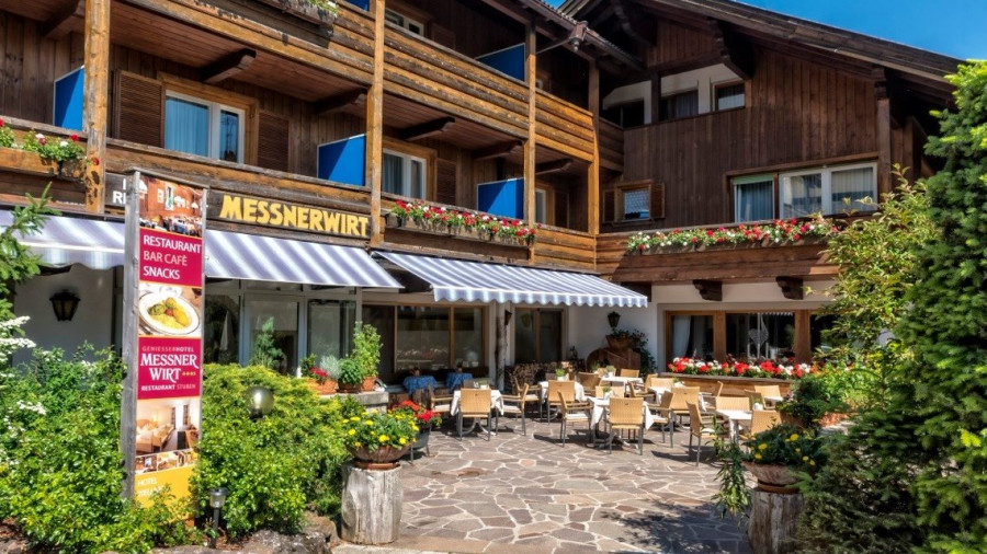 Hotel Restaurant Messnerwirt in Olang