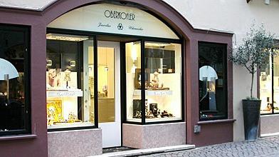 Juwelier Oberkofler in Bozen