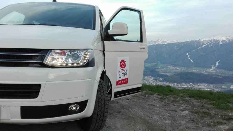 CronCab Taxi in Bruneck