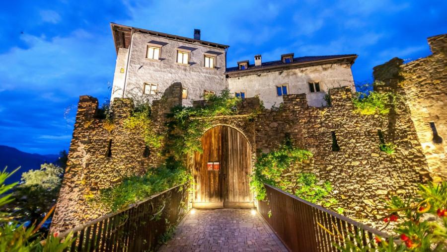 Skybar Haselburg in Bozen / Bolzano