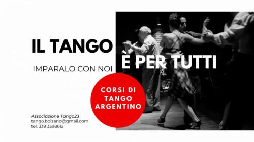 Corsi tango argentino