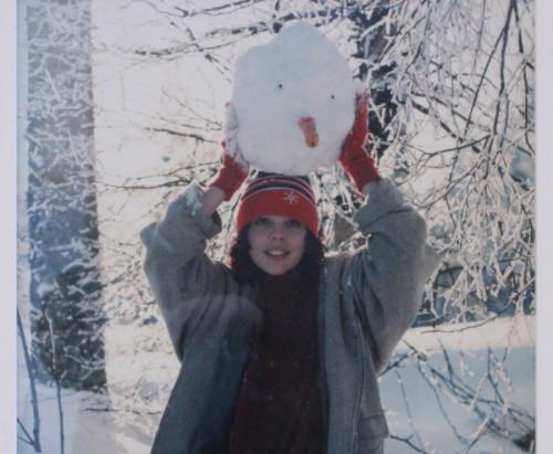 Rødland Torbjørn, White Head, 2000, Collection Erling Kagge
