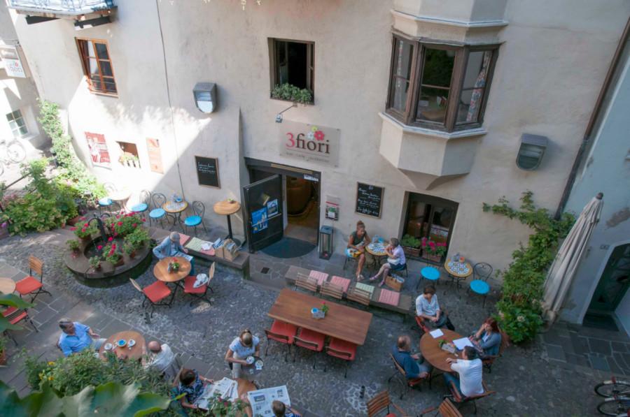 3fiori café & craft beer bar in Brixen / Bressanone