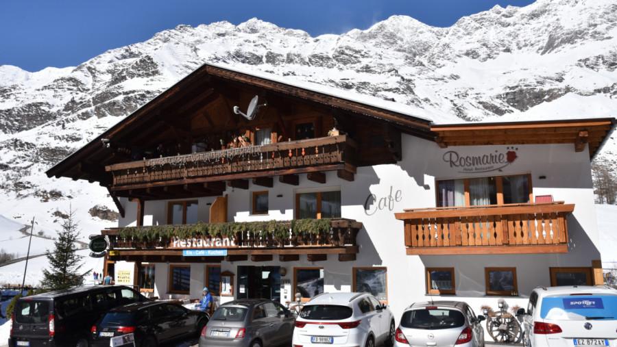 Restaurant Wellness-und Genusshotel Rosmarie in Moos in Passeier