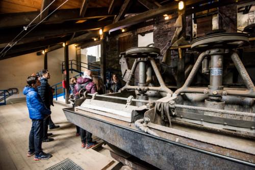 Impianto di arricchimento di Masseria